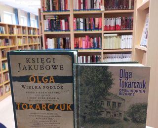 Literacki Nobel dla Olgi Tokarczuk!