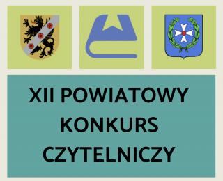 XII Powiatowy Konkurs Czytelniczy