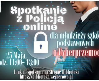 Spotkanie na temat cyberprzemocy