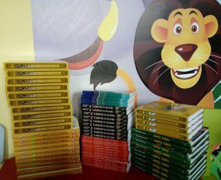 Nowe wydania lektur na bibliotecznych półkach