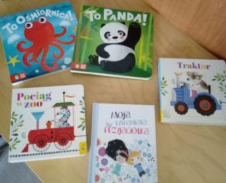 Nowości wydawnicze dla Dzieci i Młodzieży
