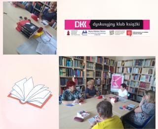 O dwóch kolejnych spotkaniach Dyskusyjnego Klubu Książki dla Dorosłych