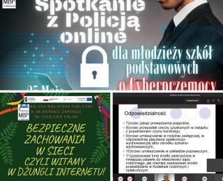 Bezpieczne zachowania w sieci - zakończenie projektu