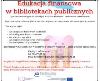 Edukacja finansowa w bibliotece