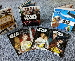 Star Wars na bibliotecznych półkach