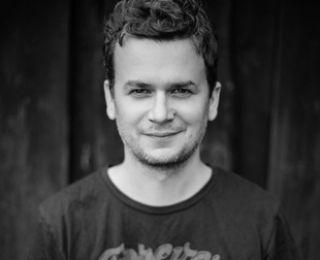 O  spotkaniu autorskim z Adamem Robińskim