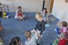 Dzień Mamy w Bibliotece. Spotkanie dla mam i dzieci z Katarzyną Zych - 25.05.2016 r.