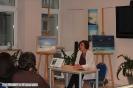 Spotkanie z Hanną Cygler - 18.10.2013 r.